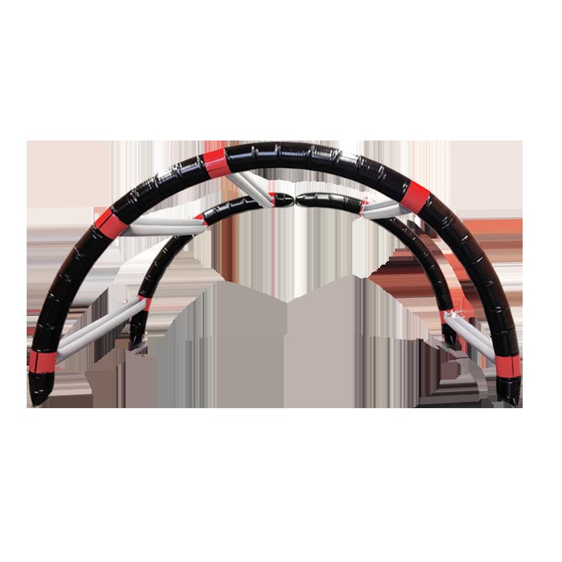 Structure-gonflable-Tore-sas-confinement-nucélaire